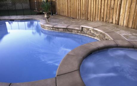 New Pool Tile