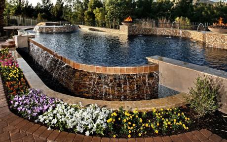 Tuscan Pool Design